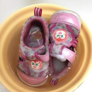 セスキ炭酸ソーダ 靴 つけおき