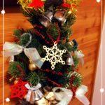 セリアのオーナメントがかわいい!楽しいクリスマスツリーの飾り付け!