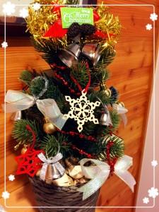 セリア オーナメント クリスマス