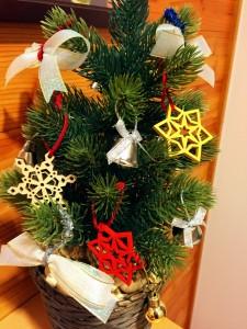 クリスマスツリー 100円
