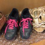 いらない靴を処分して、下駄箱スッキリ!収納を考えるより捨てる方が大切。