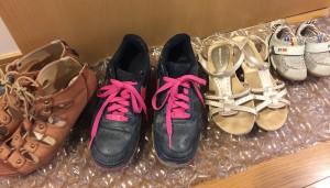 捨てる 処分 靴