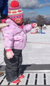 スキーウェア 西松屋 そり