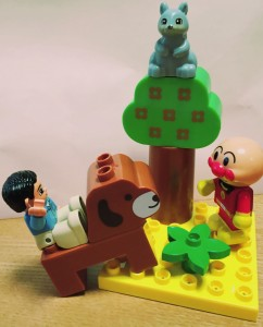 レゴ ブロックラボ 一緒に遊べる