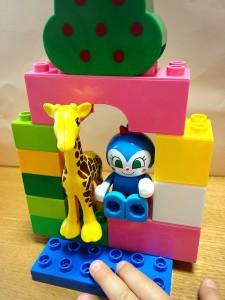 レゴ ブロックラボ 一緒に