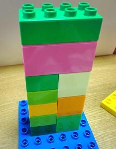 レゴ ブロックラボ 幅