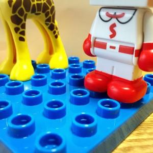 レゴ ブロックラボ 人形