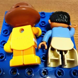レゴ ブロックラボ 人形 違い
