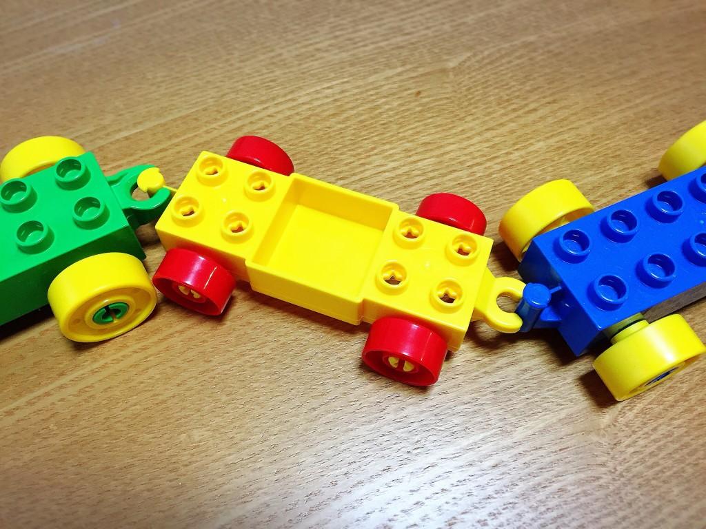 レゴ ブロックラボ 車