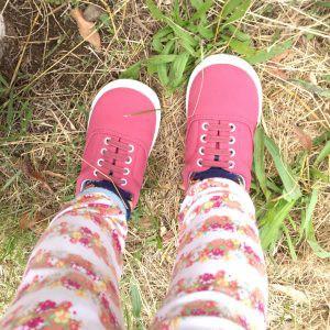 無印良品 キッズ 靴